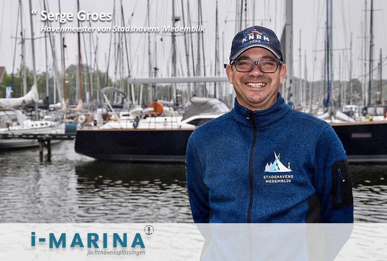 Serge van Stadshavens Medemblik – 'Stabiliteit kenmerkt i-Marina'