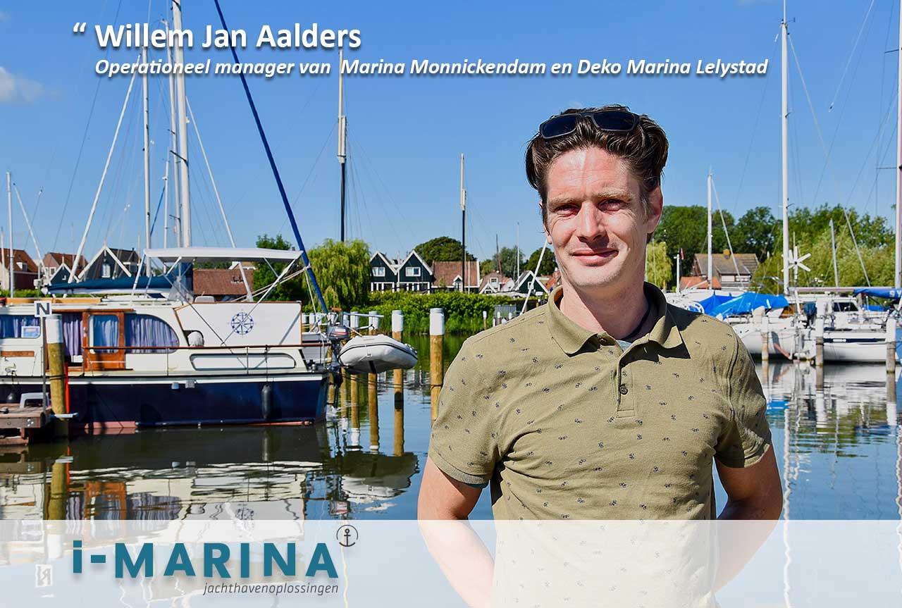 Willem Jan van Marina Monnickendam en Deko Marina Lelystad – 'Door de interactieve kaart was ik verkocht'