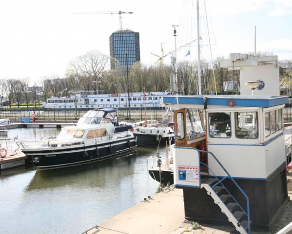 Sixhaven - Jachthaven Amsterdam