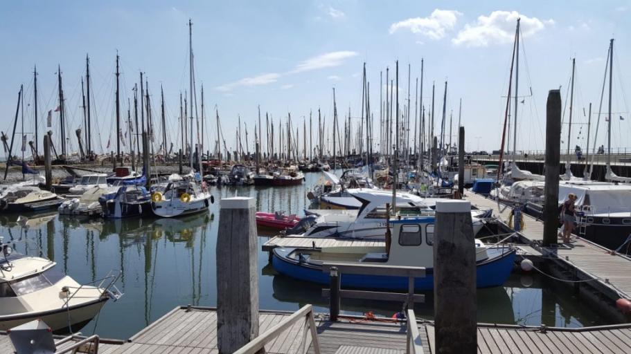 Waddenhaven Ameland - Het Leijegat